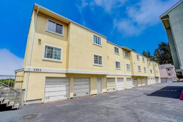 1011 San Gabriel Cir 517, Daly City, CA 94014 (#ML81815915) :: Strock Real Estate
