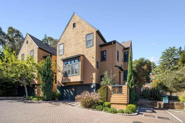1 Edgewood Pl, Belmont, CA 94002 (#ML81815922) :: Intero Real Estate