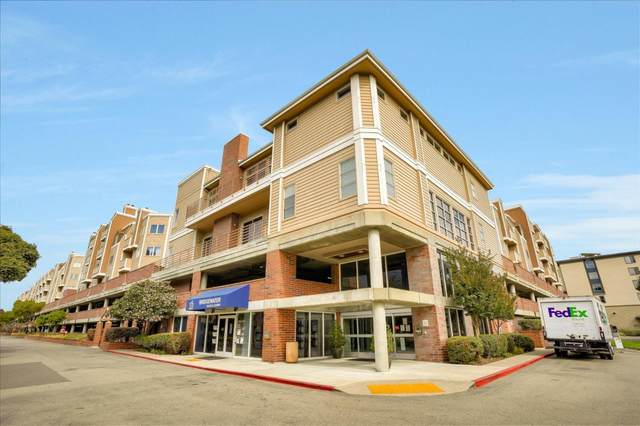 6400 Christie Ave 5313, Emeryville, CA 94608 (#ML81815941) :: The Kulda Real Estate Group