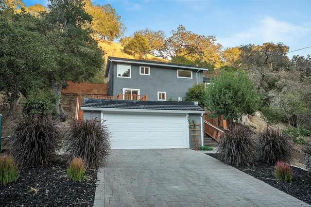 83 El Vanada Rd, Redwood City, CA 94062 (#ML81815968) :: The Realty Society