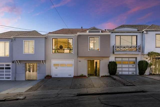 2551 39th Ave, San Francisco, CA 94116 (#ML81816026) :: The Realty Society