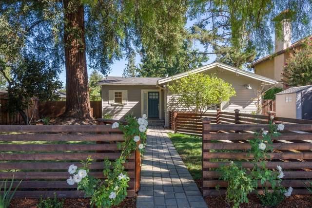 319 San Carlos Ave, Redwood City, CA 94061 (#ML81816031) :: The Realty Society