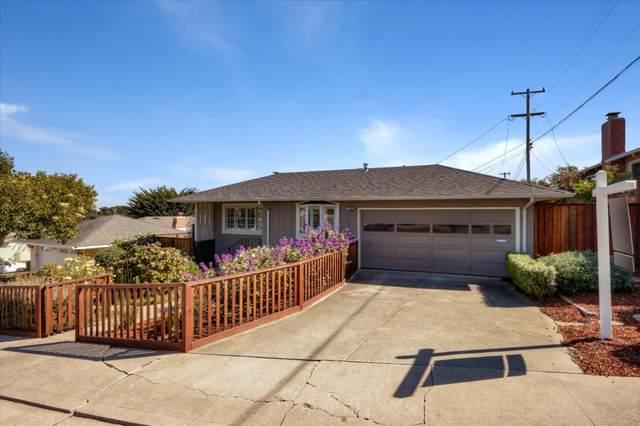 319 Arroyo Dr, South San Francisco, CA 94080 (#ML81816034) :: The Goss Real Estate Group, Keller Williams Bay Area Estates