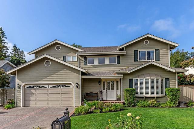 18050 Arlee Dr, Monte Sereno, CA 95030 (#ML81816040) :: The Goss Real Estate Group, Keller Williams Bay Area Estates
