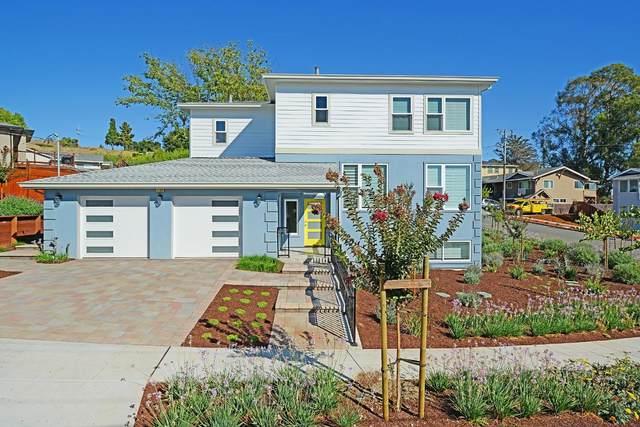 1102 Palisade St, Hayward, CA 94542 (#ML81816054) :: The Realty Society