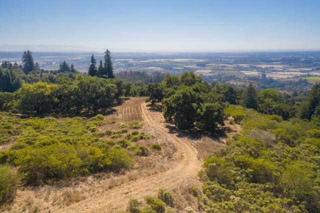 0 Hecker Pass Road, Watsonville, CA 95076 (#ML81816089) :: Schneider Estates