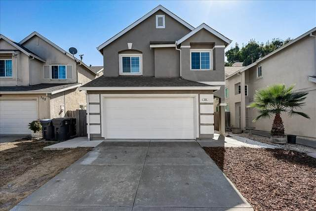 366 Promenade Cir, Suisun City, CA 94585 (#ML81816104) :: The Goss Real Estate Group, Keller Williams Bay Area Estates