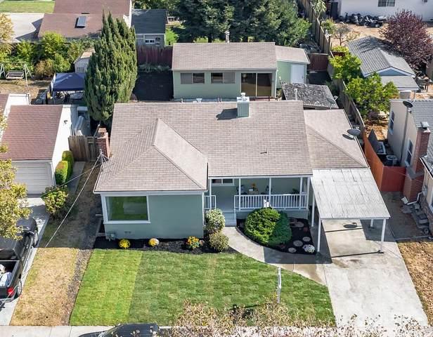 1744 143rd Ave, San Leandro, CA 94578 (#ML81816111) :: The Realty Society