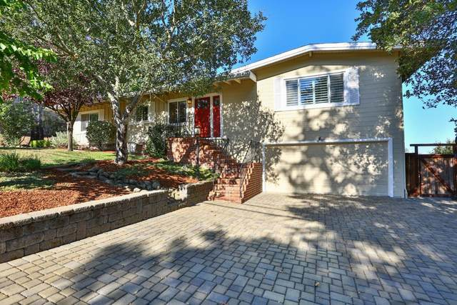 38 Crestview Dr, Orinda, CA 94563 (#ML81816151) :: The Realty Society