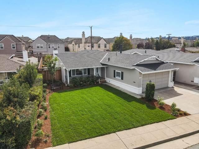 1064 Lafayette St, San Mateo, CA 94403 (#ML81816192) :: The Goss Real Estate Group, Keller Williams Bay Area Estates