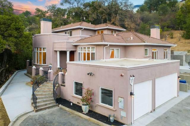 21519 Saratoga Heights Dr, Saratoga, CA 95070 (#ML81816211) :: The Goss Real Estate Group, Keller Williams Bay Area Estates