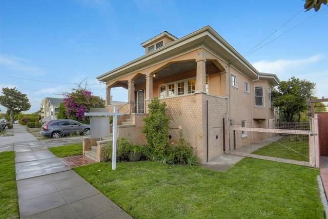 128 Elm Ave, San Bruno, CA 94066 (#ML81816251) :: Intero Real Estate