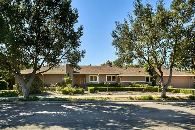 16865 Hill Rd, Morgan Hill, CA 95037 (#ML81816258) :: The Goss Real Estate Group, Keller Williams Bay Area Estates
