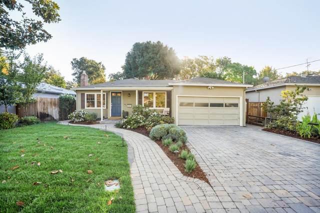 316 Mckendry Dr, Menlo Park, CA 94025 (#ML81816270) :: The Sean Cooper Real Estate Group