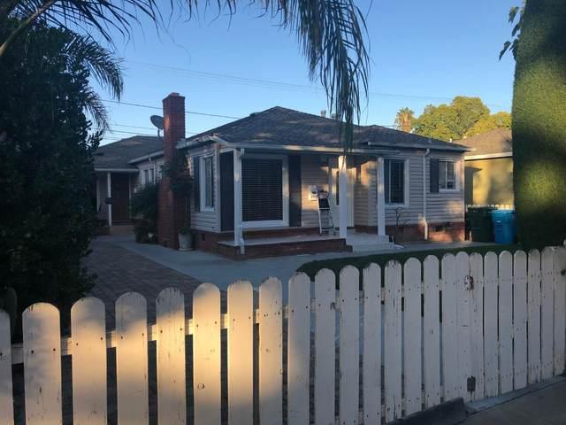 3711 Hoover St, Redwood City, CA 94063 (#ML81816272) :: The Goss Real Estate Group, Keller Williams Bay Area Estates