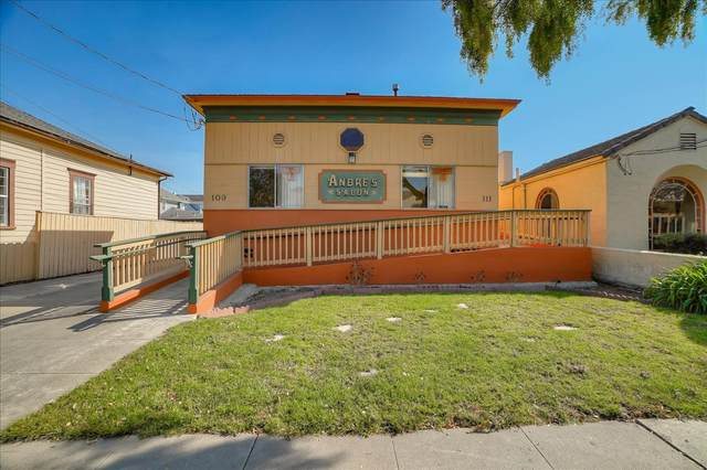 109 Capitol St, Salinas, CA 93901 (#ML81816287) :: The Realty Society