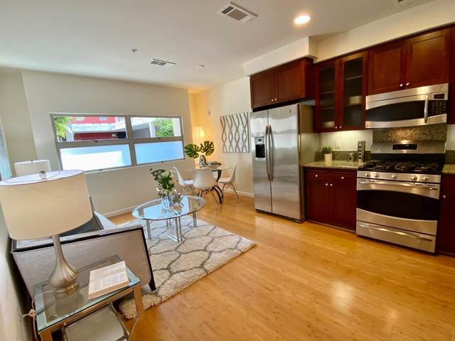 6466 Hollis St 236, Emeryville, CA 94608 (#ML81816288) :: The Realty Society
