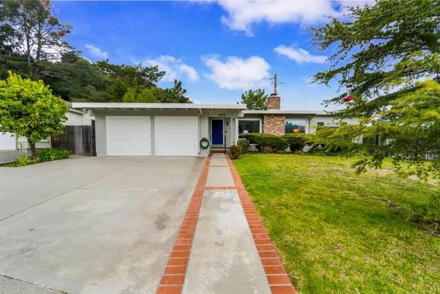 1050 Pinehurst Ct, Millbrae, CA 94030 (#ML81816312) :: The Sean Cooper Real Estate Group