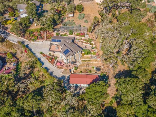 150 Paseo Bonito Ln, Aptos, CA 95003 (#ML81816322) :: Schneider Estates