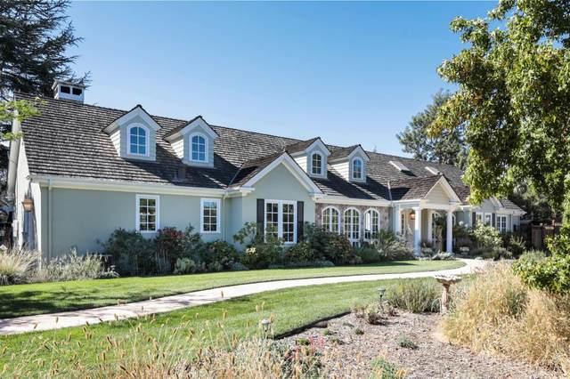 120 Croydon Way, Woodside, CA 94062 (#ML81816326) :: The Goss Real Estate Group, Keller Williams Bay Area Estates