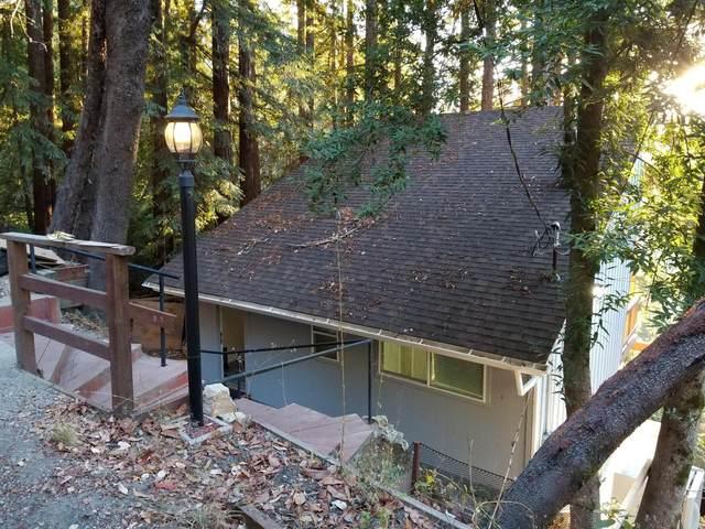 11377 Lakeview Ave, Felton, CA 95018 (#ML81816327) :: Schneider Estates