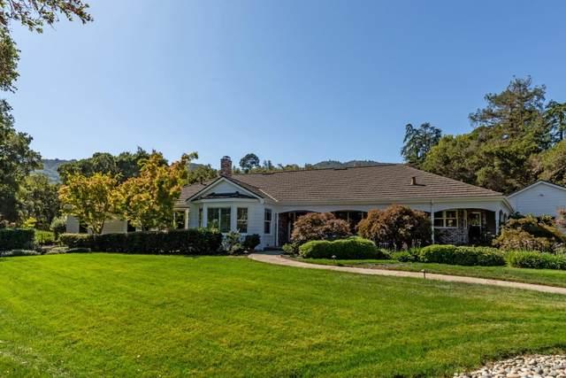16203 Greenwood Rd, Monte Sereno, CA 95030 (#ML81816360) :: The Realty Society