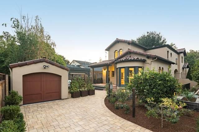 580 Addison Ave, Palo Alto, CA 94301 (#ML81816375) :: Intero Real Estate