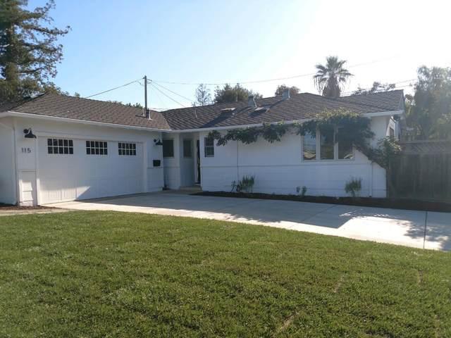 115 Garden Hill Dr, Los Gatos, CA 95032 (#ML81816380) :: Robert Balina | Synergize Realty