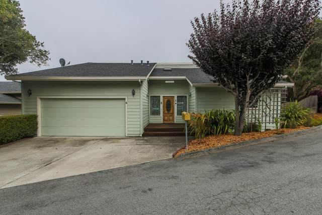 2 Via Zaragosa, Monterey, CA 93940 (#ML81816384) :: The Realty Society