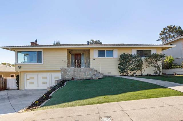 2641 Trousdale Dr, Burlingame, CA 94010 (#ML81816387) :: The Realty Society