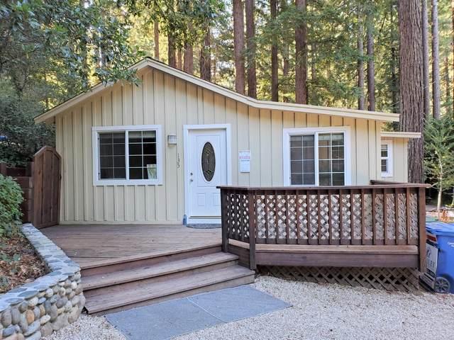 135 Mcgaffigan Mill Rd, Boulder Creek, CA 95006 (#ML81816444) :: Schneider Estates