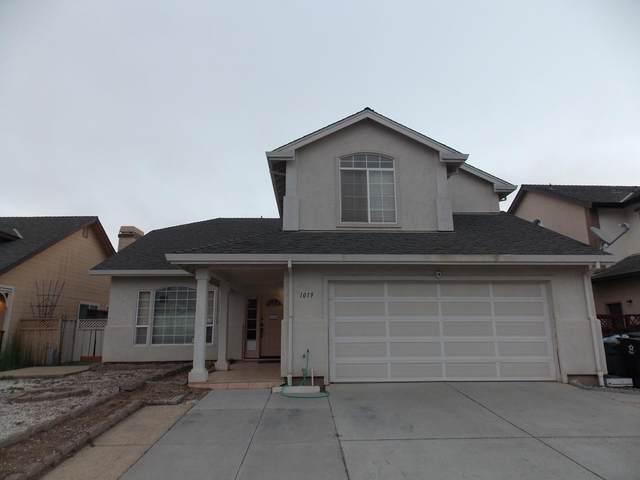 1019 Crestview St, Salinas, CA 93906 (#ML81816452) :: Schneider Estates