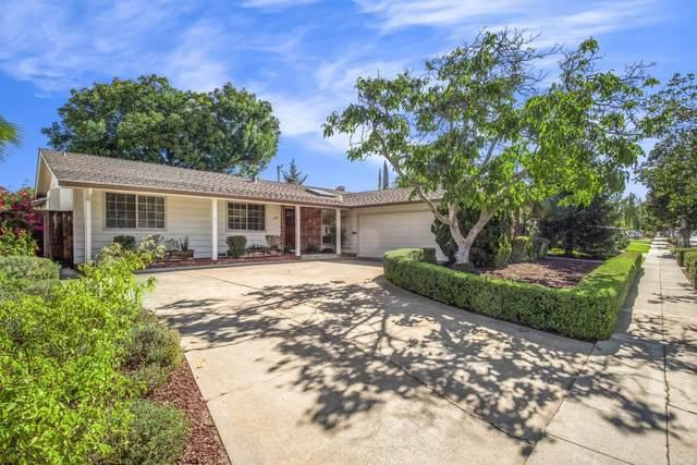 1466 Hollenbeck Ave, Sunnyvale, CA 94087 (#ML81816463) :: Schneider Estates