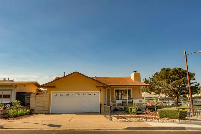 1297 Baywood Ave, South San Francisco, CA 94080 (#ML81816468) :: Real Estate Experts