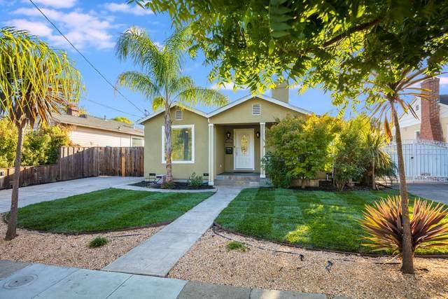 428 Hudson St, Redwood City, CA 94062 (#ML81816482) :: Strock Real Estate