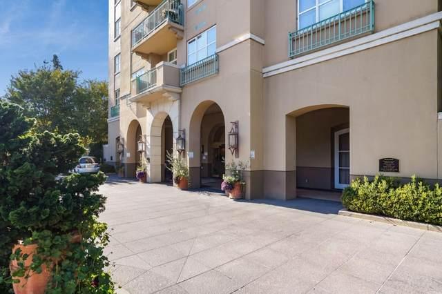 1 Baldwin Ave 920, San Mateo, CA 94401 (#ML81816493) :: Intero Real Estate