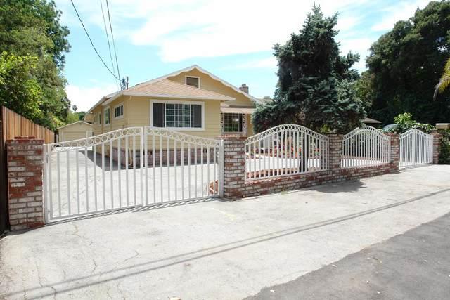 544 San Benito Ave, Menlo Park, CA 94025 (#ML81816510) :: Intero Real Estate