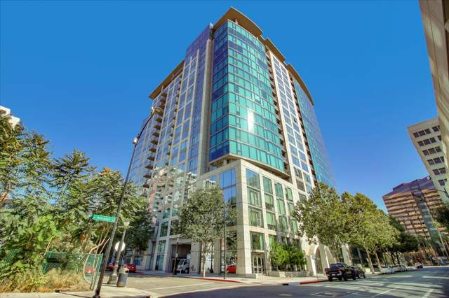 38 N Almaden Blvd 1418, San Jose, CA 95110 (#ML81816523) :: Live Play Silicon Valley