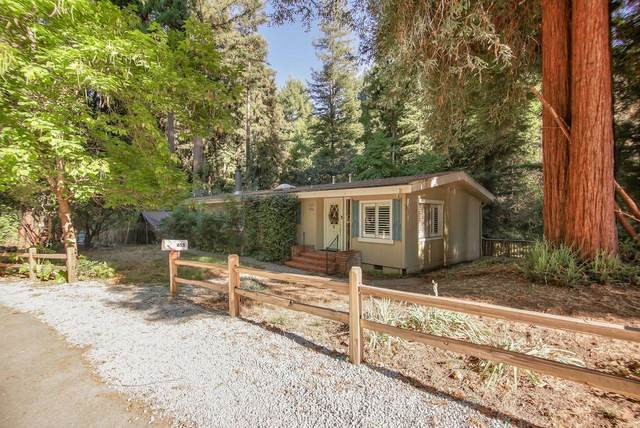 455 Redwood Dr, Felton, CA 95018 (#ML81816528) :: The Realty Society
