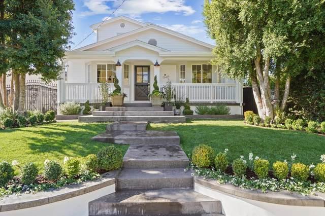 1341 Laguna Ave, Burlingame, CA 94010 (#ML81816555) :: Robert Balina | Synergize Realty