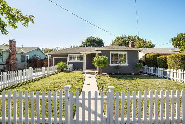 1337 Prevost St, San Jose, CA 95125 (#ML81816561) :: Intero Real Estate