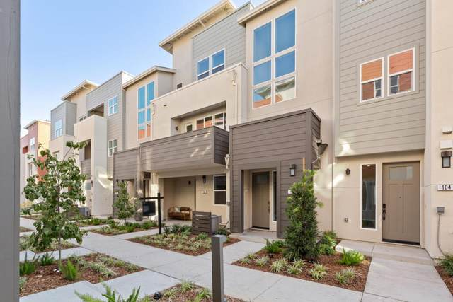 2933 Lamory Pl 108, Santa Clara, CA 95051 (#ML81816567) :: The Kulda Real Estate Group