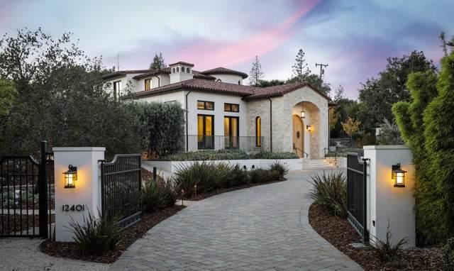 12401 Hilltop Dr, Los Altos Hills, CA 94024 (#ML81816572) :: Intero Real Estate