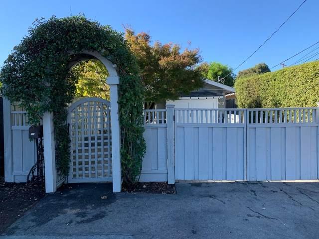 763 San Benito Ave, Menlo Park, CA 94025 (#ML81816592) :: The Goss Real Estate Group, Keller Williams Bay Area Estates