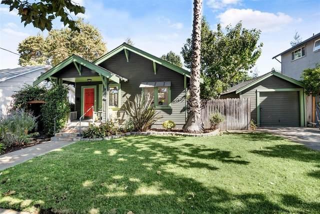 1424 Cherry Ave, San Jose, CA 95125 (#ML81816599) :: Intero Real Estate