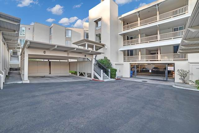 360 Vallejo Dr 94, Millbrae, CA 94030 (#ML81816668) :: Robert Balina | Synergize Realty