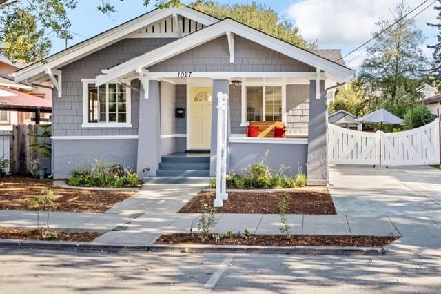 1027 High St, Palo Alto, CA 94301 (#ML81816676) :: Intero Real Estate