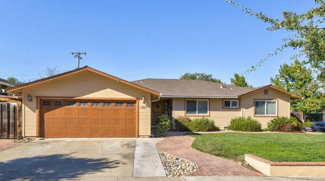 1511 Lewiston Dr, Sunnyvale, CA 94087 (#ML81816678) :: Intero Real Estate