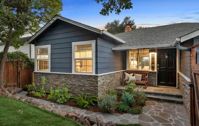 2049 Monroe Ave, Belmont, CA 94002 (#ML81816683) :: Intero Real Estate