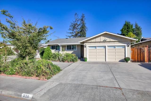 820 San Pablo Dr, Mountain View, CA 94043 (#ML81816693) :: Intero Real Estate